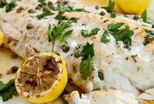 Seafood - Recipes.