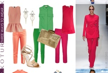 KOTUR's 3 ways to wear / See how to style up the latest trends with KOTUR