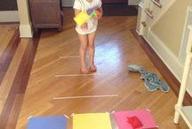 Toddler/PK Activities