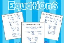 Classroom:  1 Variable Equations and Inequalities