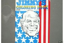 Old Coloring Books
