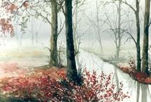 Art - Watercolors / by Troll Seller