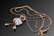 Kolye-Necklace / Swarovski Australian Crystal Accessory