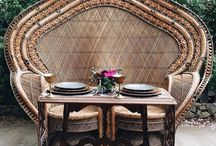 Lucious and Exotic Patio Furniture