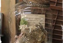 I / Decoración ,casual, rústica, reciclada.............