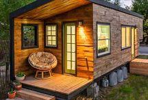 Sheds, Cabins and Caravans