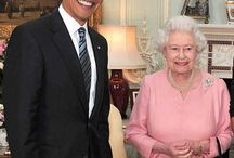 Royal Family & Queen  Elizabeth / Royal family and Queen Elizabeth ...  The same Queen-Elizabeth of England , with 11 presidents of USA ...