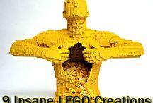 lego / by Cristine Tellier