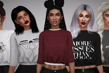 Sims 4 - Female Tops