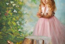 Digital Background Secrets / Learn the digital background secrets to great portrait photographs!
