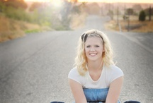 Senior Picture Ideas / by Kinsley Hardy