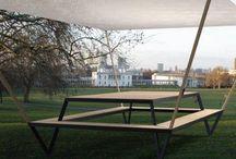 public spaces furniture