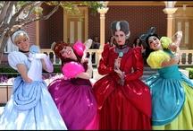 Disney Park Face Characters / Disney Park Face Characters