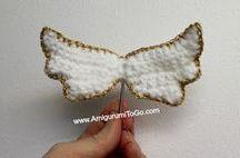 Křídla a anděl