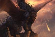 Dragons!!