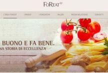 ForEat / Aggiornamenti sul mondo ForEat-Cuore di mamma, una linea di prodotti tipici selezionati in circa 50 distretti enogastronomici italiani in base a criteri nutrizionali. Da un progetto di Gregorio Fogliani e Giuliano Reboa