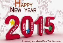 Happy New Year / Happy New Year