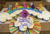 torta mini poni
