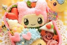 Kawaii treats/food