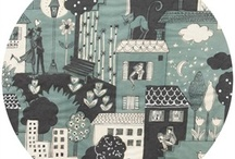 Fabric / by Suzy Lee