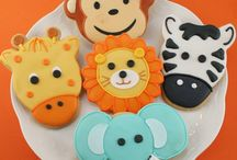 Birthday cookies for kids