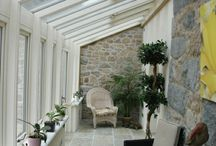 winter garden sunroom