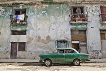 Emerald / Inspired by Louisa Seton's image Green Car Cuba, we celebrate that most magical of colours.. Emerald.