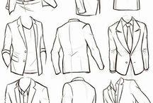 Asialliset vaatteet