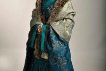 Oriental woman Dress