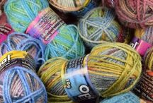 Sock Yarns and Projects