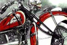 Indian motorbikes