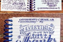 Journaling Ideas - Letters