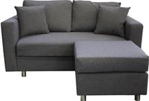 apartment sized sofas