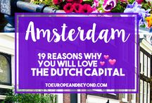 TRAVEL | Awesome Amsterdam