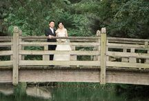 Kariya Park Weddings / What about a stroll in this park with our Toronto wedding photographers? ~ from focusproduction.ca
