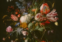Dutch Master Inspiration / I wanna flower like this.