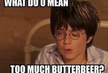 Χιούμορ σχετικά με τον harry potter