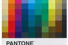 color (Pantone) / Pantone here, Pantone there, Pantone everywhere... / by Mathius Wilder