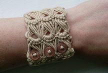 Crochet - Jewelry / Crocheted jewelry ideas and patterns / by Amanda Haggerty