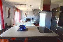 Cose da comprare / Albenga ( SV): Prestigioso Attico- 150mt dalla spiaggia con vista mare. Disposto su 2 livelli con 65mq di terrazzo completamente arredato ed attrezzato...Da vedere