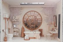 Miniaturhaus, Puppenstube, Dollhouse