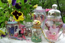 Fairy Jars and other fairy things / by Cj Messa