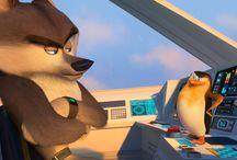 Madagaskár pingvinjei