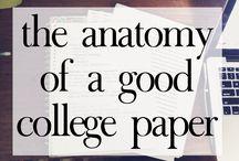 Writing in College / by Tim N Tina Bobrowski