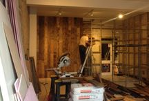 Barbed at Hammersmith / A look at our new Hammersmith showroom!