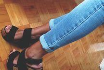 Ai miei piedi