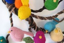 Crafts - Felt / by Laura Hubbell