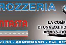 Carrozzeria Cantasta / Carrozzeria Cantasta via Gramsci 33, Ponderano