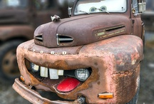 Funny car!