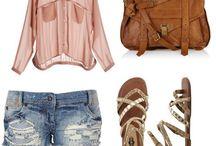 ¿¡Qué me pongo!? / Encuentra diferentes outfits que te podrán servir como guía para crear tus propios estilos.